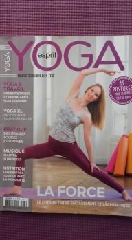 Magasines : esprit yoga