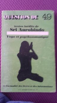 Yoga et psychosomatique. Aurobindo
