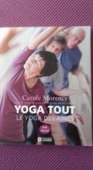 Le Yoga des ainés. Morency