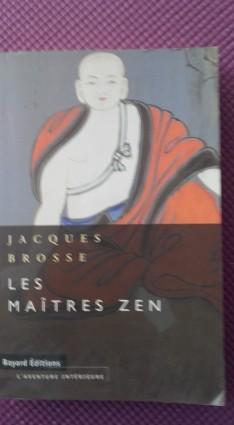 Les maîtres zen. Brosse