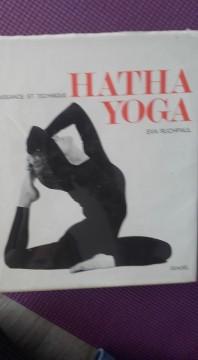 Puissance et technique Hatha Yoga.