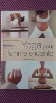 Yoga pour femme enceinte